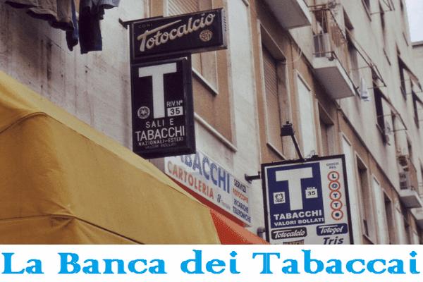 Banca dei tabaccai itb: le tabaccherie offrono prestiti, conti e polizze
