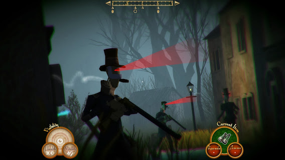 Sir, You Are Being Hunted ScreenShot 02
