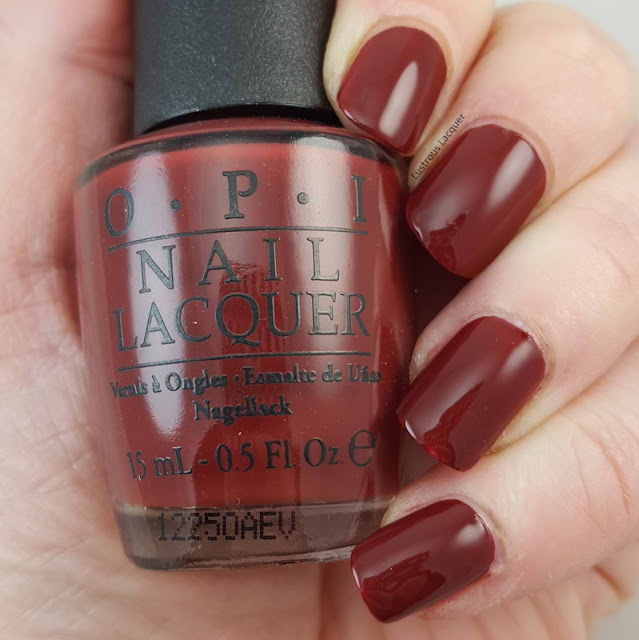 Dark-rich-red-nail-polish