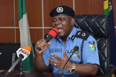Policeman Nabbed For 'Abducting, R*ping' Girl In Lagos