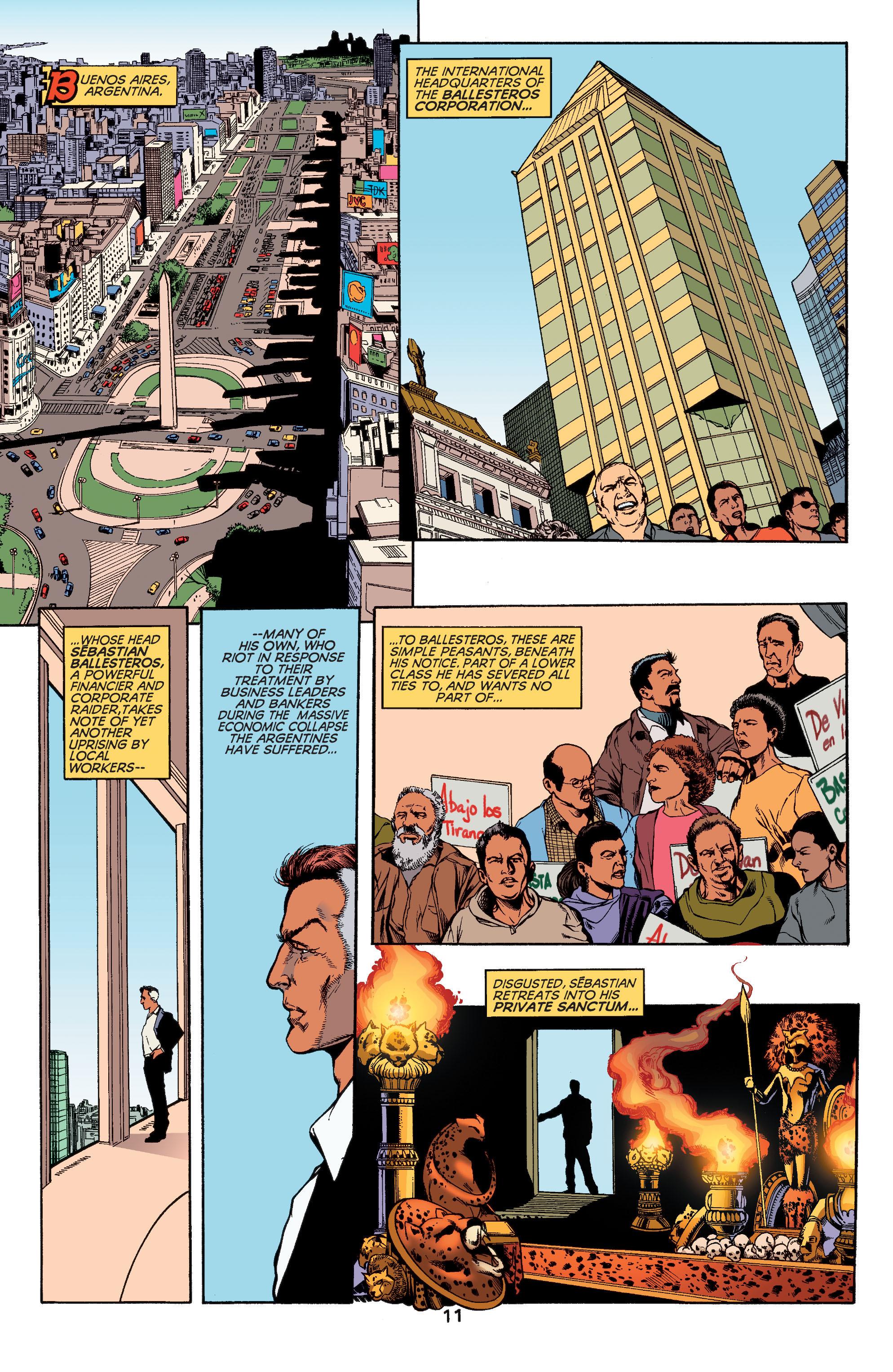 Read online Wonder Woman (1987) comic -  Issue #186 - 12