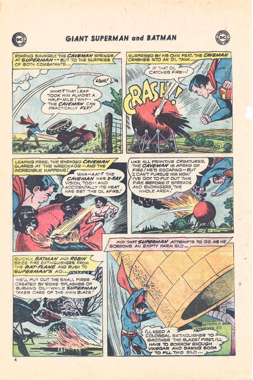 Read online World's Finest Comics comic -  Issue #161 - 6