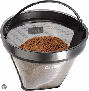herbruikbaar koffiefilter