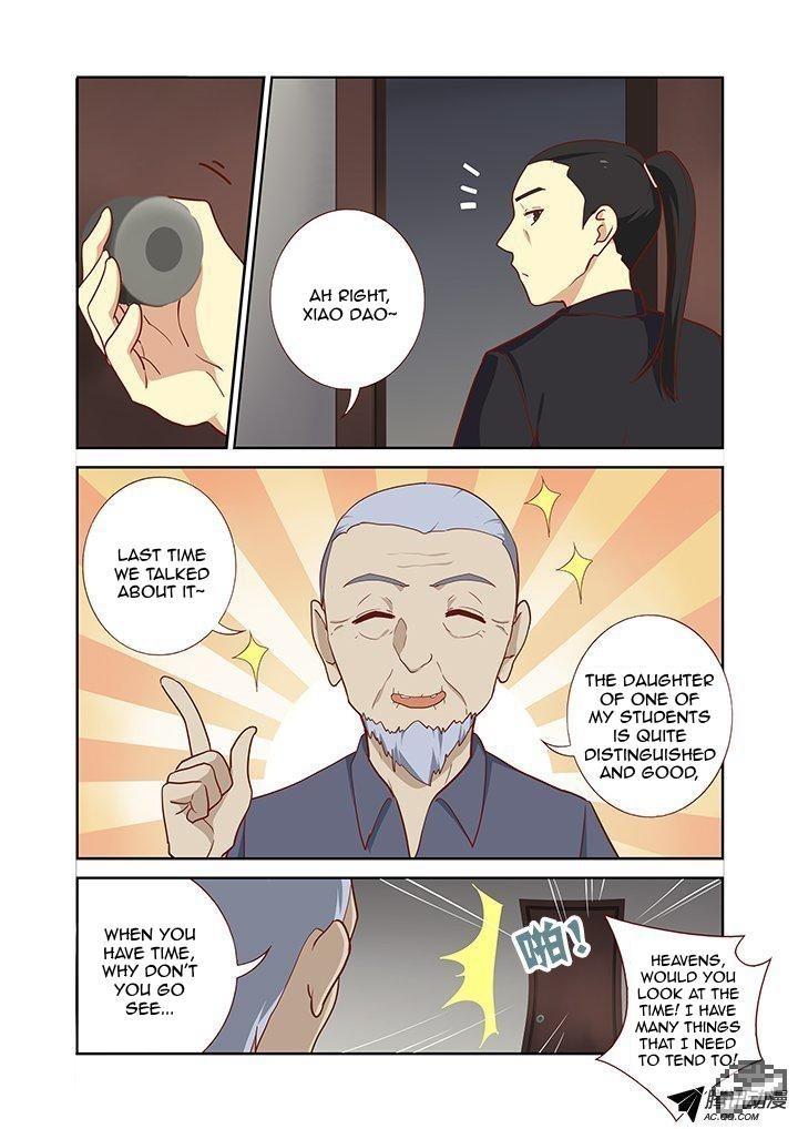 Yaoguai Mingdan - Chapter 158