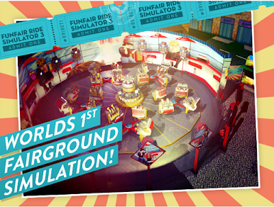 Funfair Ride Simulator 3 APK-Funfair Ride Simulator 3 MOD APK