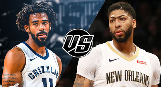 Live Streaming List: Memphis Grizzlies vs New Orleans Pelicans 2018-2019 NBA Season