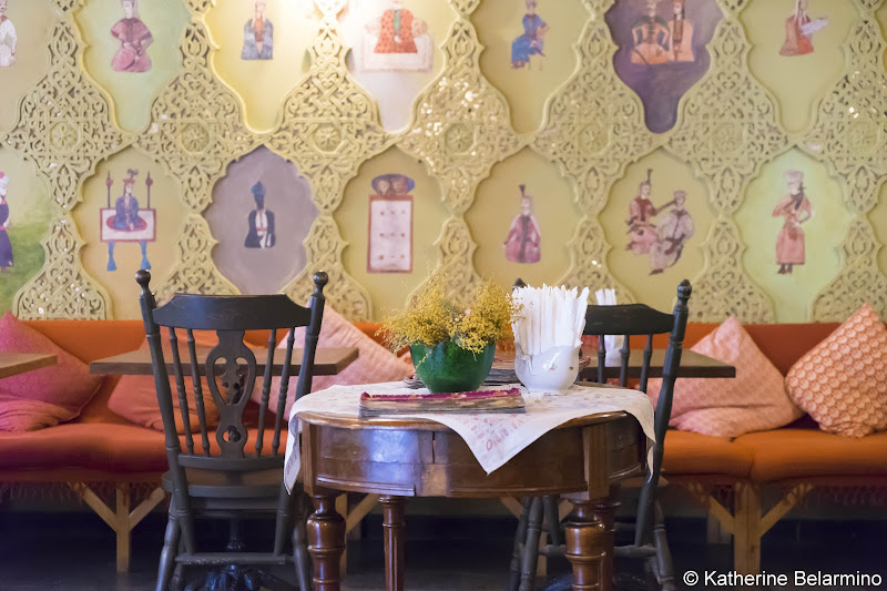 Cafe Leila Tbilisi Restaurants Georgia