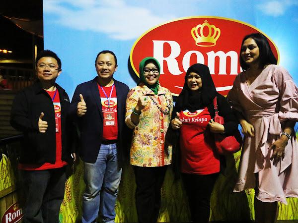 Launching Wahana Roma Sky Pirates dalam rangka Mengedukasi Masyarakat.