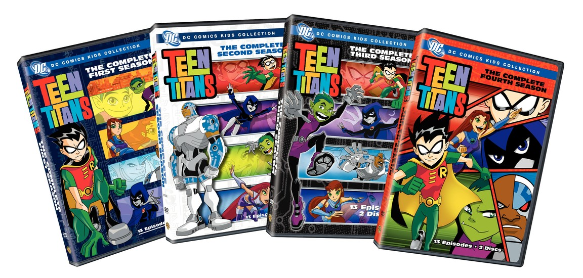 Teen Titans - Season 1 Episode 10 Online For Free - 1 -2557