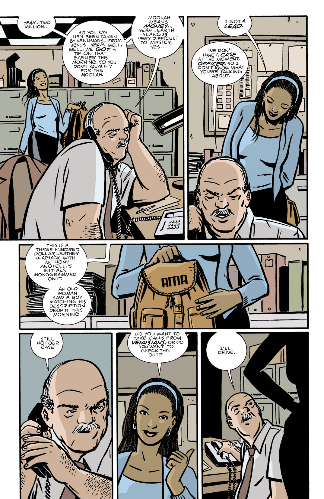 Detective Comics (1937) 767 Page 25