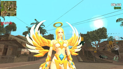 Skin ML Rafaela Wings Of Holiness