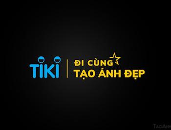 Tạo ảnh Tiki đi cùng... theo tên bạn như trên MV