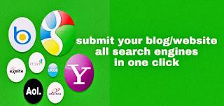 Blog aur website ko sabhi search engines me ek sath submit kaise kare