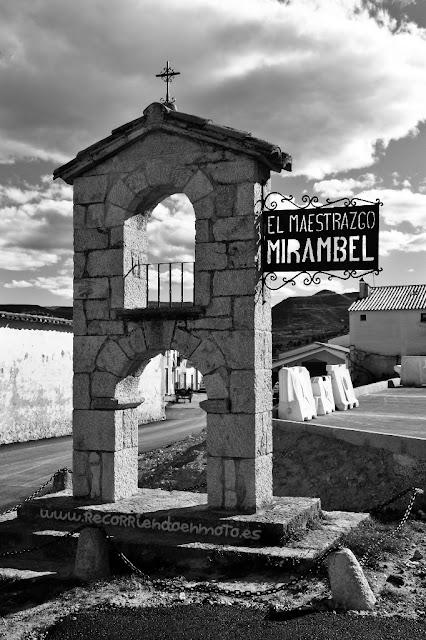Bienvenidos a Mirambel