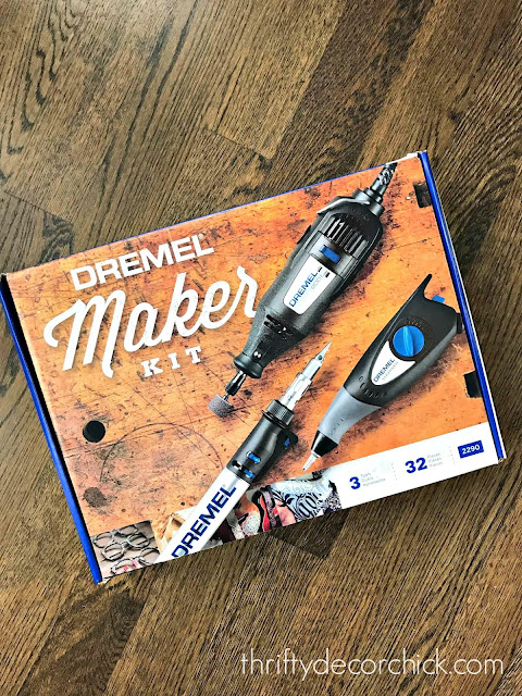 Dremel maker kit review for burning and cutting wood