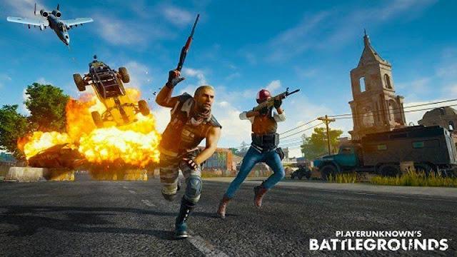 """""""Playerunknown's Battleground"""" (PUBG) Hot game sinh tồn 2017"""