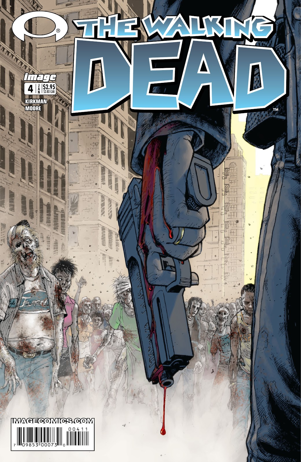 The Walking Dead issue 4 - Page 1