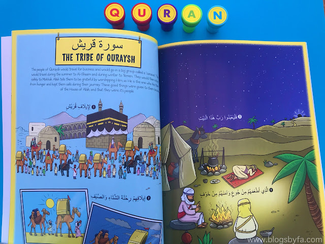Islamic book for kids