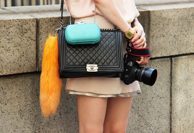 fc650d55b The Chanel Boy Bag. | Style Stripped - Pakistan's Premier Fashion ...
