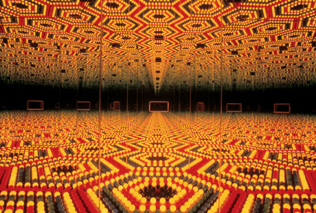 Infinity Mirrored Room - Love Forever (1996