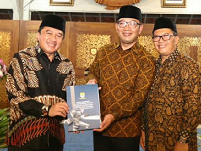 Cuti Kampanye Usai, Emil dan Oded Kembali Pimpin Kota Bandung