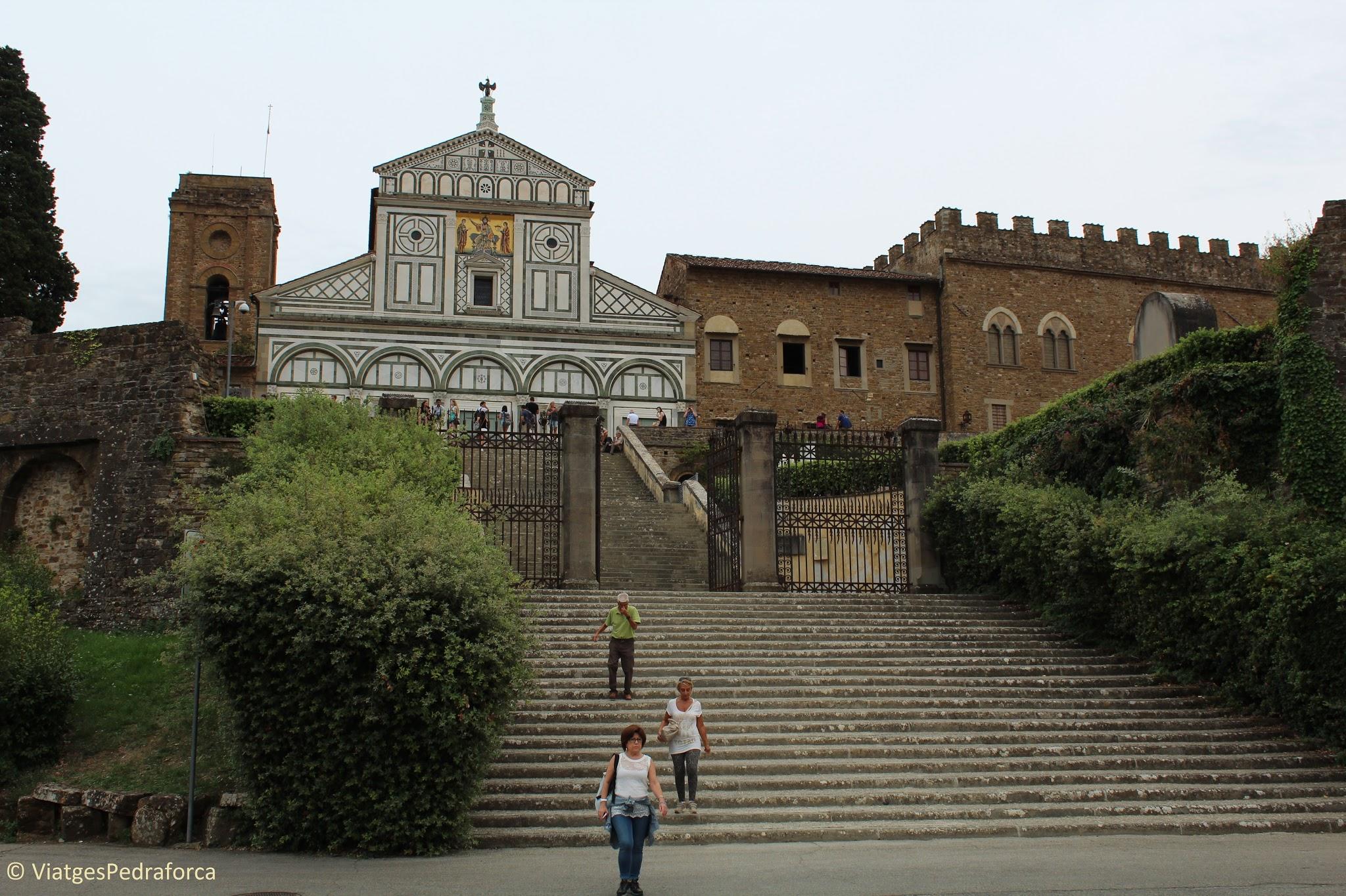 Firenze, Oltrarno, Centre Històric de Florència, Unesco, Patrimoni de la Humanitat, Art romànic, Toscana, Itàlia