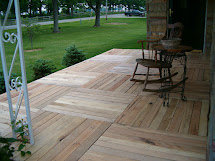 Redo Redux Revisiting Projects Pallet Wood Front Porch