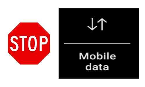 Cara mengaktifkan dan mematikan data saver di android