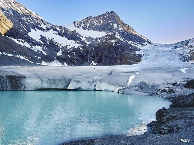 Steindalsbreen, Glaciar Steindals - Alpes Lyngen por El Guisante Verde Project
