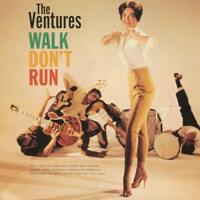 The Ventures - Walk Don't Run (1960)
