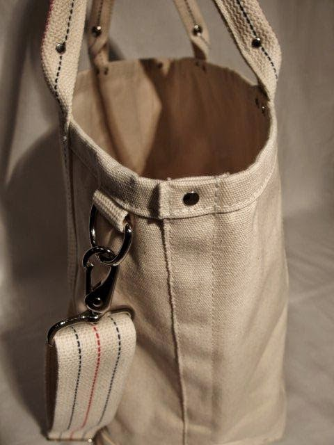 Engineered Garments Workaday Webbing Tote Bag Fall/Winter 2014 SUNRISE MARKET