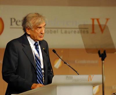 Líderes israelenses se despedem do sobrevivente do Holocausto e escritor Elie Wiesel