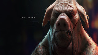 Beyond Good and Evil 2 Xbox 360 Wallpaper