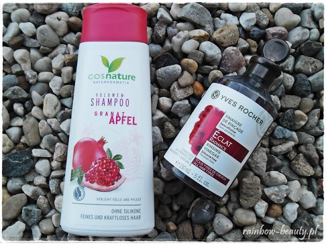 cosnature-granatapfel-volumen-shampoo-yves-rocher-malinowa-plukanka