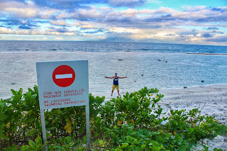 Bora Bora open ocean