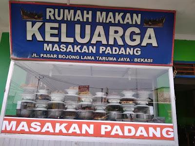 Nasi Padang Bojong