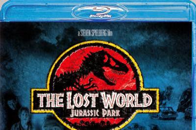 The Lost World Jurassic Park (1997) BRRIp Dual Audio Hindi Dubbed 350MB 480p