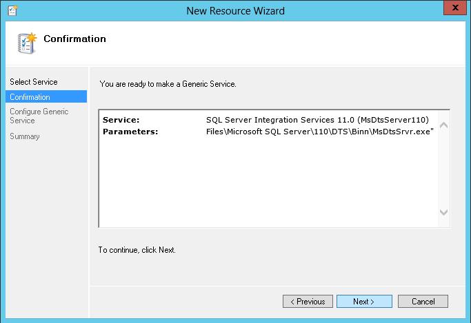 SQL Server Technet: Configure SSIS to SQL Server 2012 Cluster