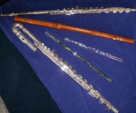 Many Flutes