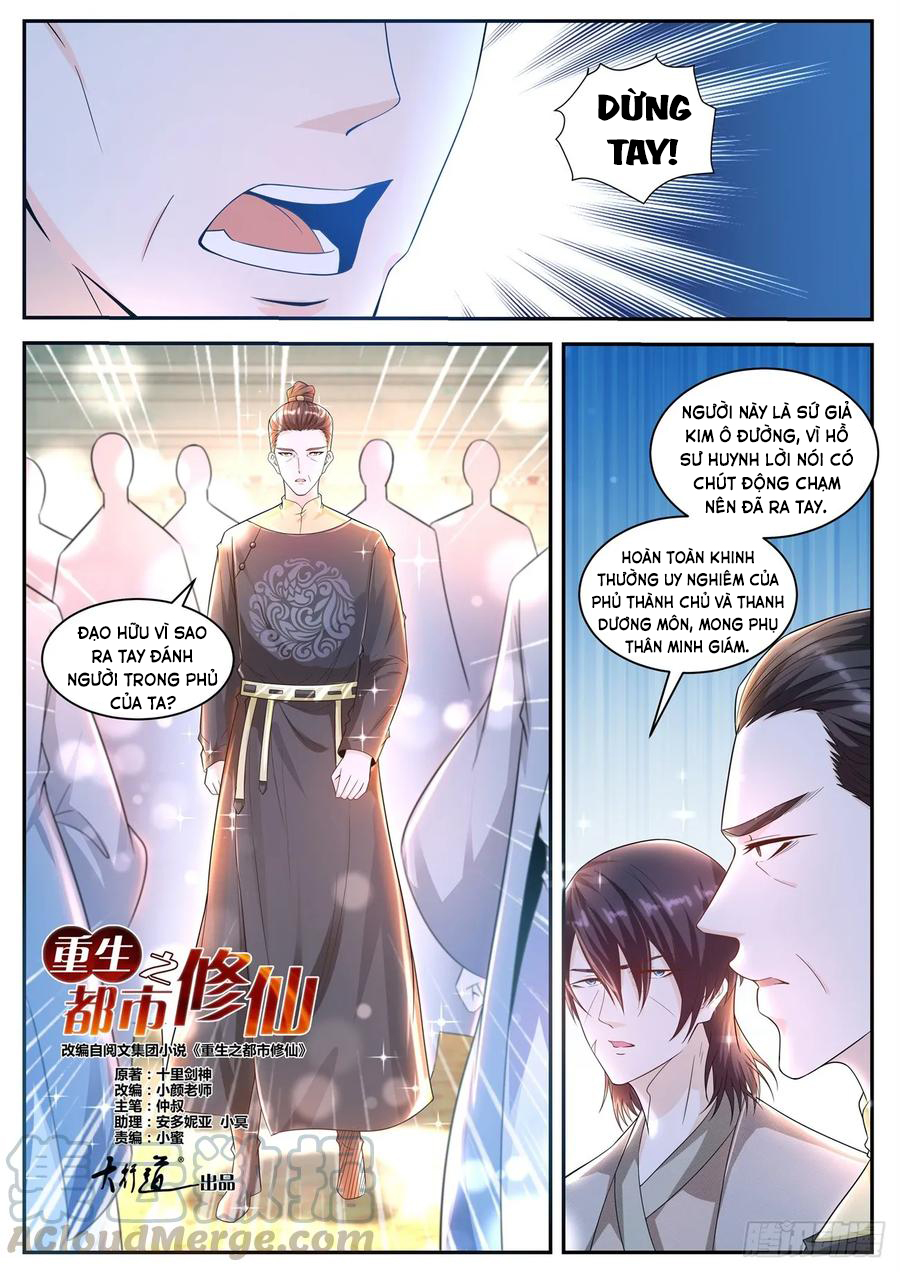 Trọng Sinh Đô Thị Tu Tiên chap 420 - Trang 13