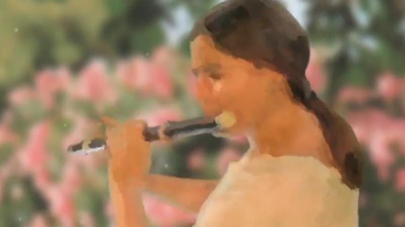Niurka González - ¨Tonada, II Movimiento, Sonata para flauta sola¨. Dirección: Lester Hamlet. Portal Del Vídeo Clip Cubano - 01