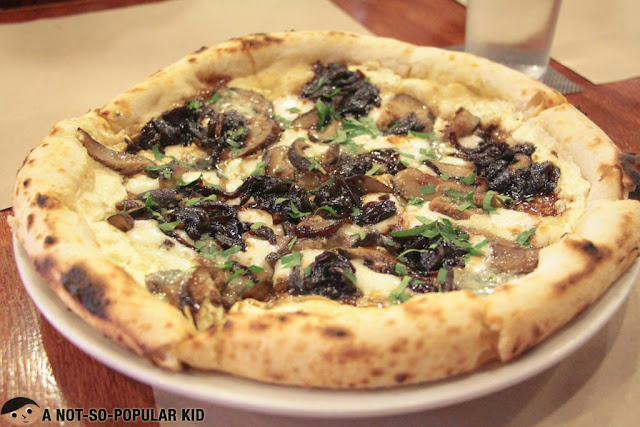 The BOMB Pizza of Gino's, Makati City