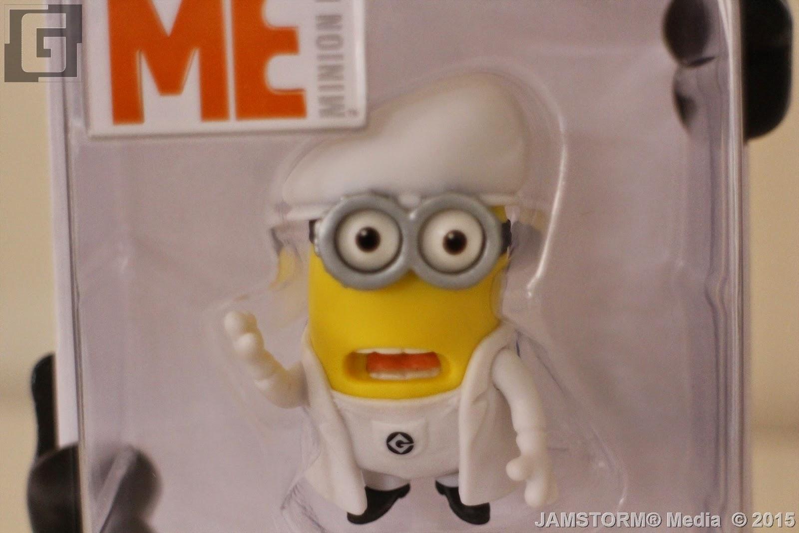 GeekMatic!: DM Minion Made: Lead Singer Minion!