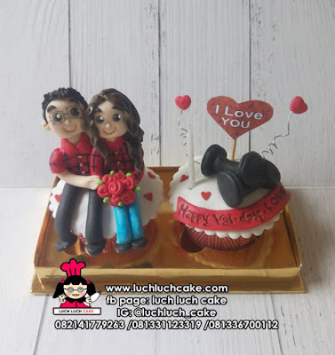 Cupcake Tema Barbel