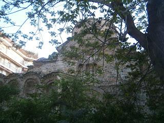 ναός του αγίου Παντελεήμονα στην Θεσσαλονίκη