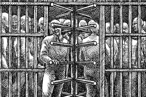 prison uk an insider s view the revolving door