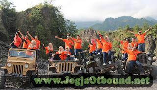 Harga Paket Wisata Lava Tour Merapi Kaliurang