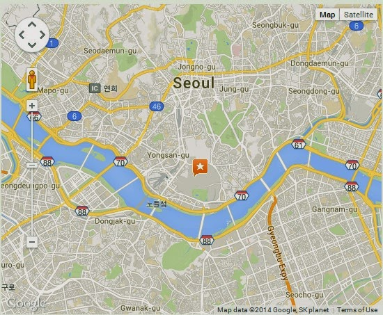 Best Seoul Hotel Location