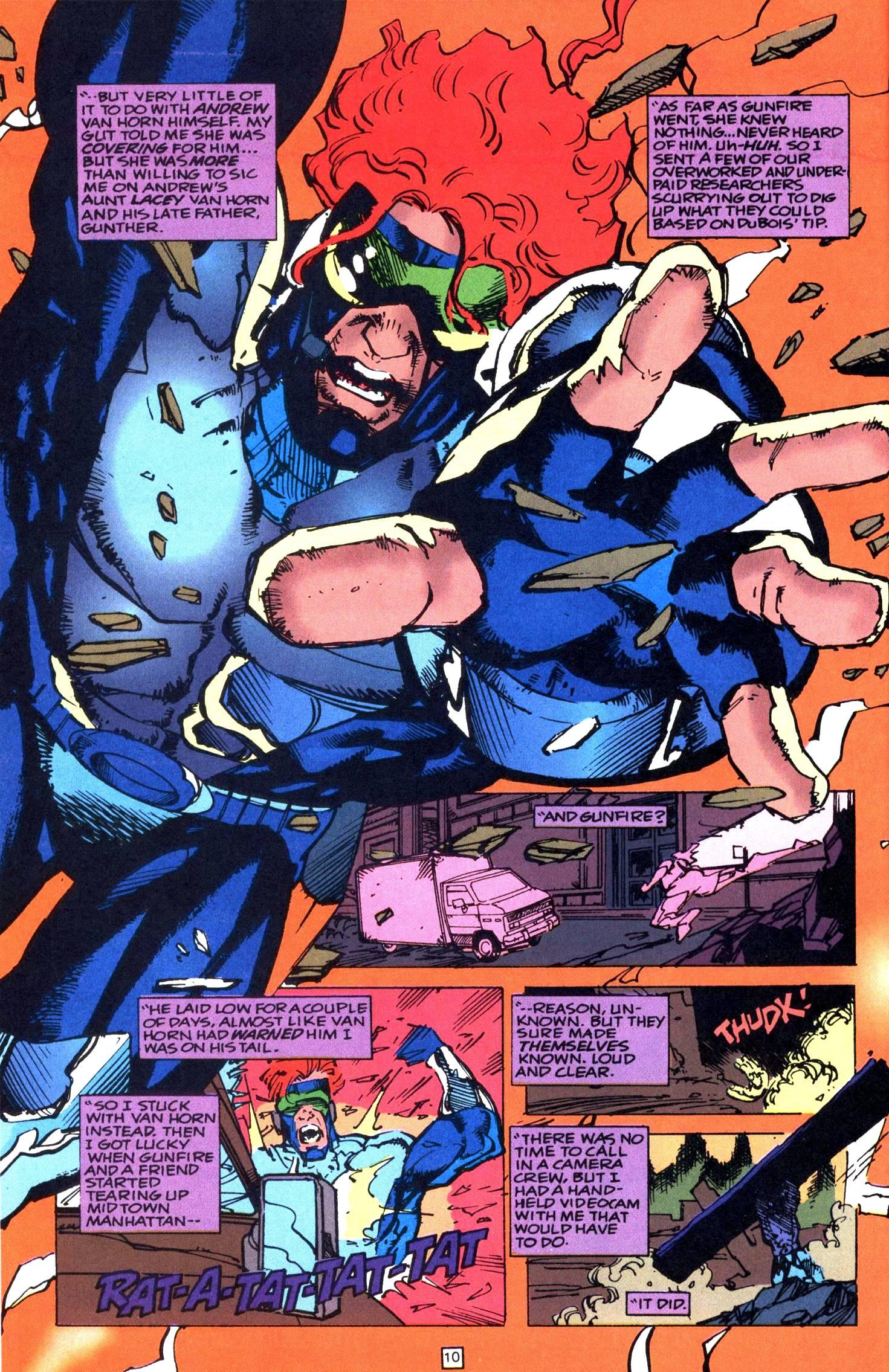 Read online Gunfire comic -  Issue #9 - 14