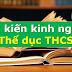 SÁNG KIẾN KINH NGHIỆM MÔN THỂ DỤC THCS (Skkn thể dục 6, 7, 8, 9)